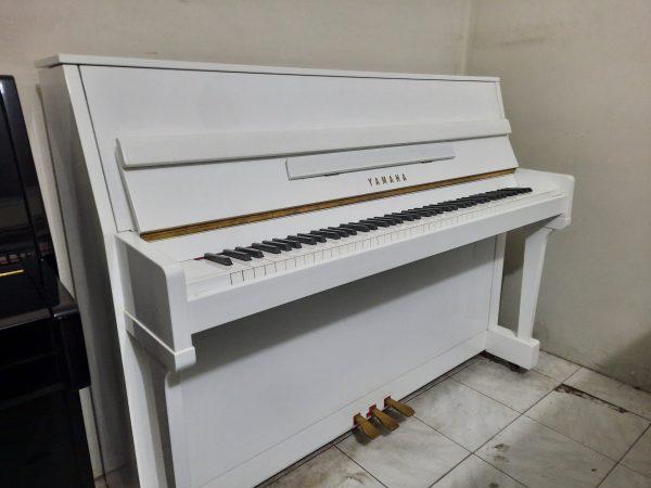Piano Yamaha LU-110 CPE White