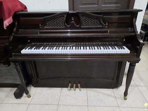 Piano Klasik Johann Bieling
